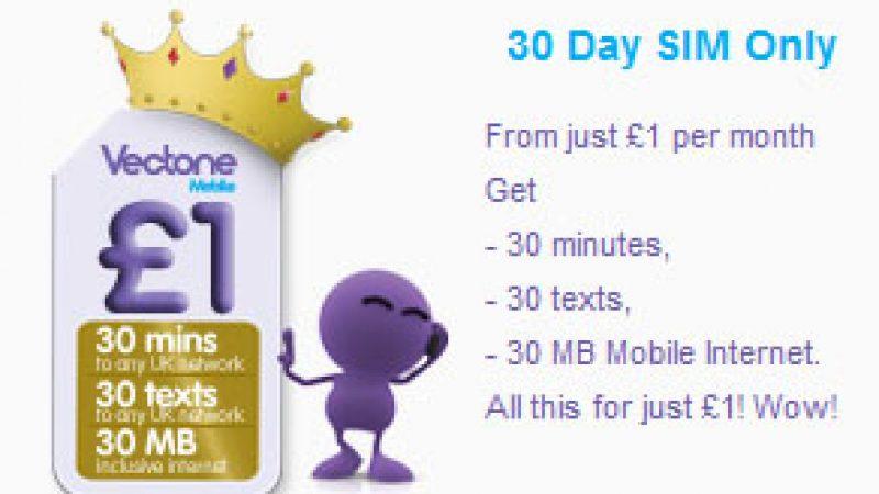 Forfait mobile à 1 euro, un avant goût de l'offre Free Mobile ?