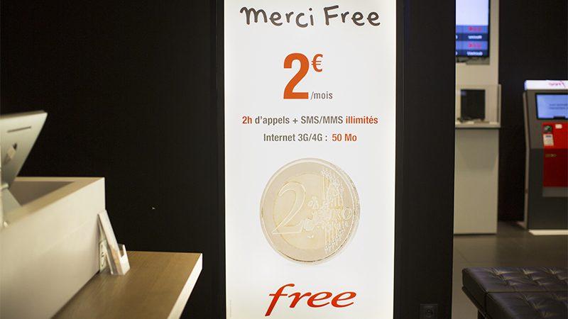 """Résultats du sondage Univers Freebox : """"quels enrichissements apporteriez-vous au forfait 2€ de Free Mobile ?"""""""