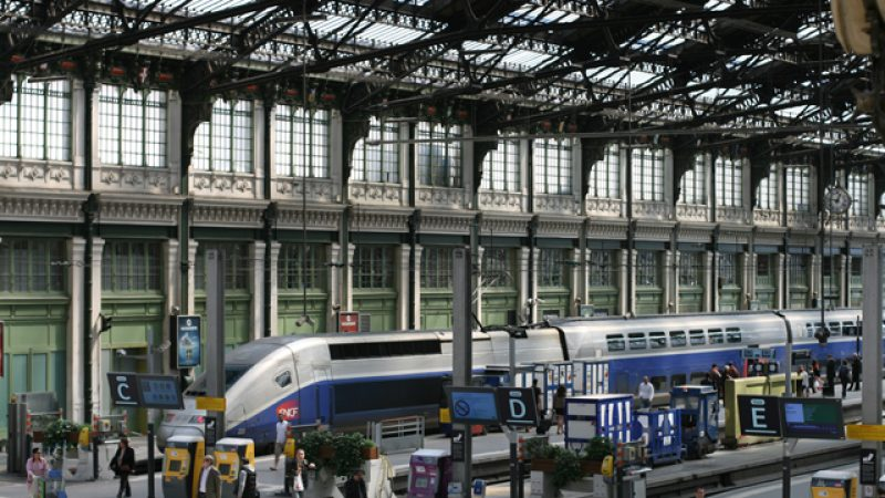 TDF entre en gares pour améliorer la couverture mobile