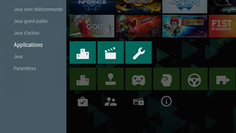 Freebox Mini 4K : découvrez le nouveau Play Store en détail