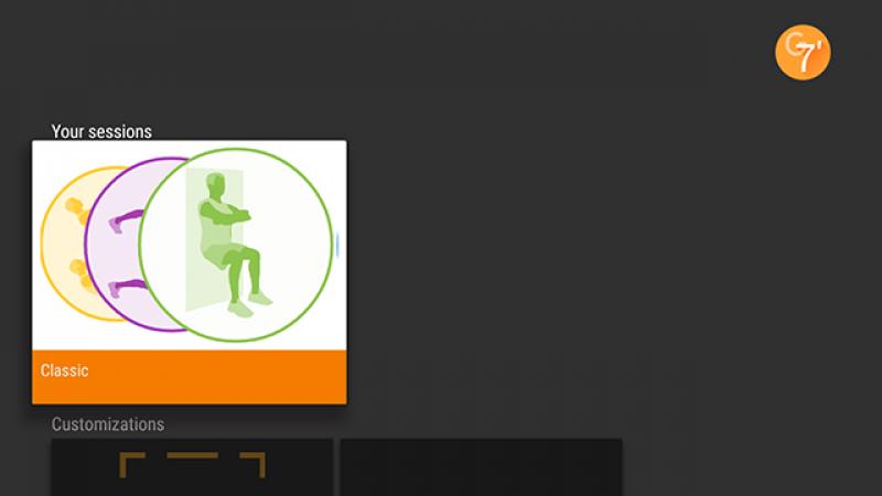 L'appli Freebox Mini 4K qui vous fait bouger