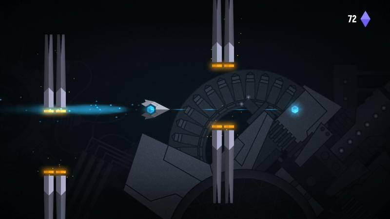 Univers Freebox teste Jump Drive : un  jeu de réflexes fun et gratuit sur la Freebox Mini 4K