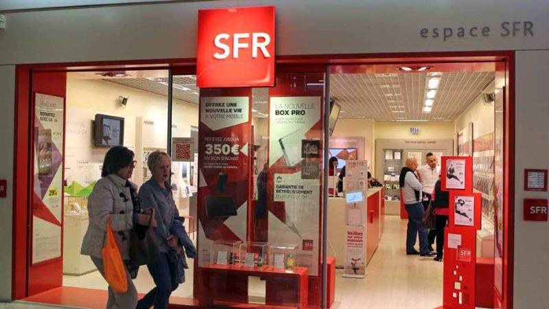 SFR prélève des centaines d'euros à certains de ses abonnés sans apporter d'explications