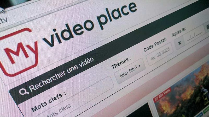 My Video Place veut concurrencer YouTube, localement
