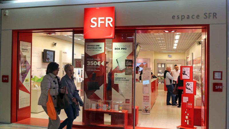 Les plaintes contre SFR ont bondi de 120 % en 2016