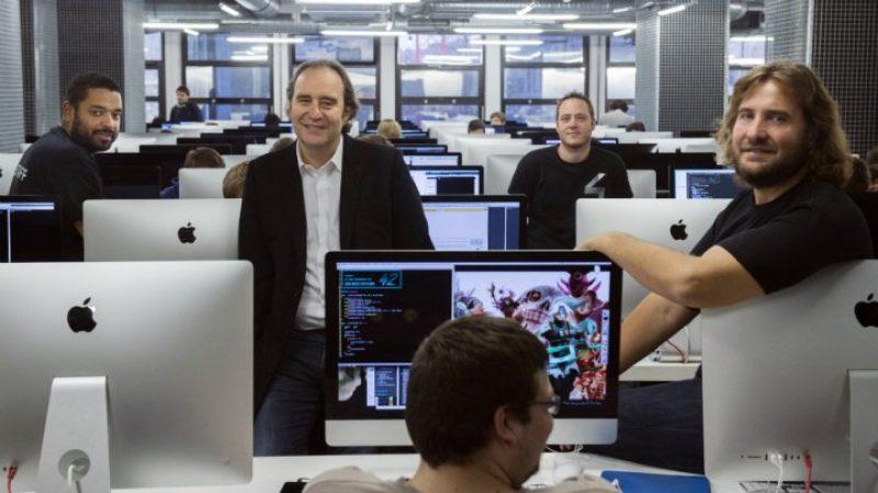 Les anciens de l'École 42, de Xavier Niel, courtisés par les start-up, plus que par les grosses structures