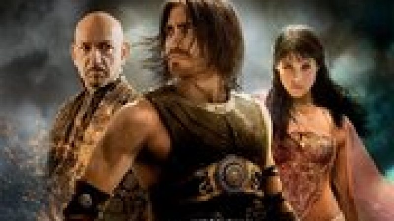 [Film] Prince of Persia : The Sands of Time, sur M6