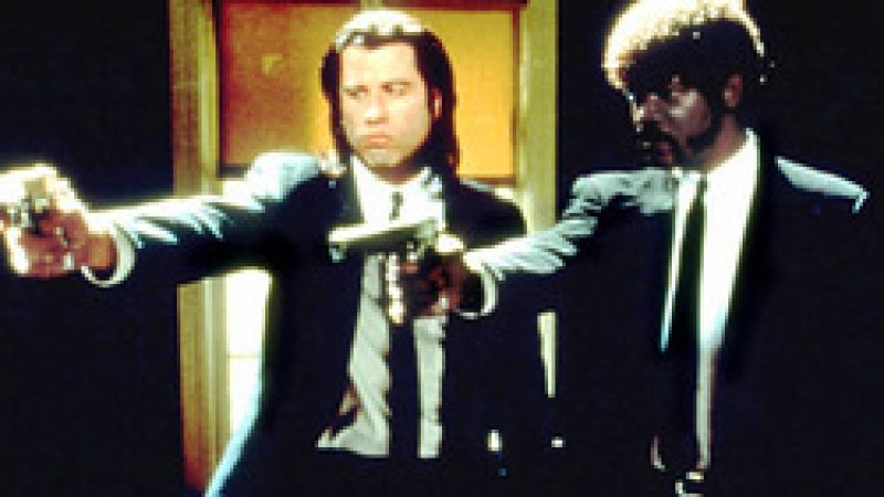 [Film] Pulp fiction