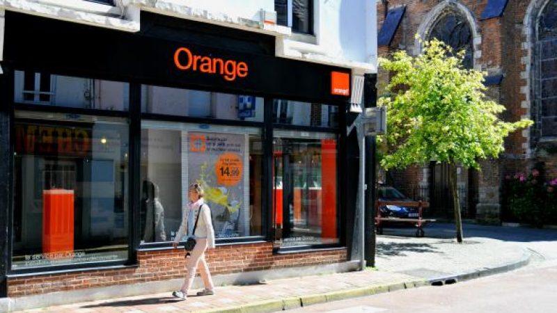 Orange ferme six boutiques franchisées dans le Nord, mais en reprend deux