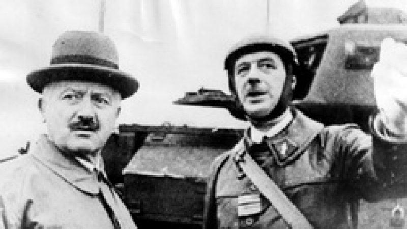 [Documentaire] Gaullisme année zéro, la véritable histoire du 18 juin 1940