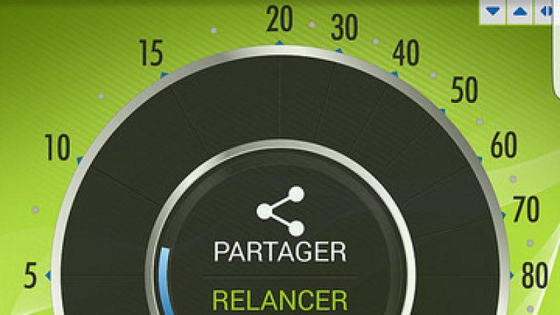 Free Mobile : record de débit battu grâce à la 4G+