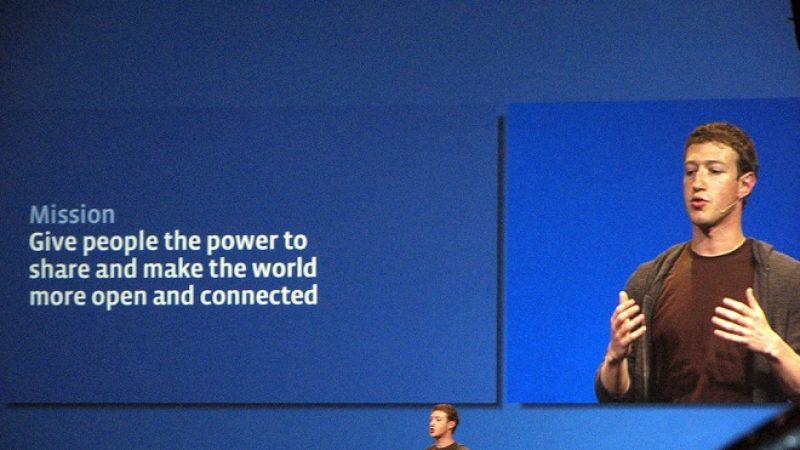 Facebook se lance dans la 5G