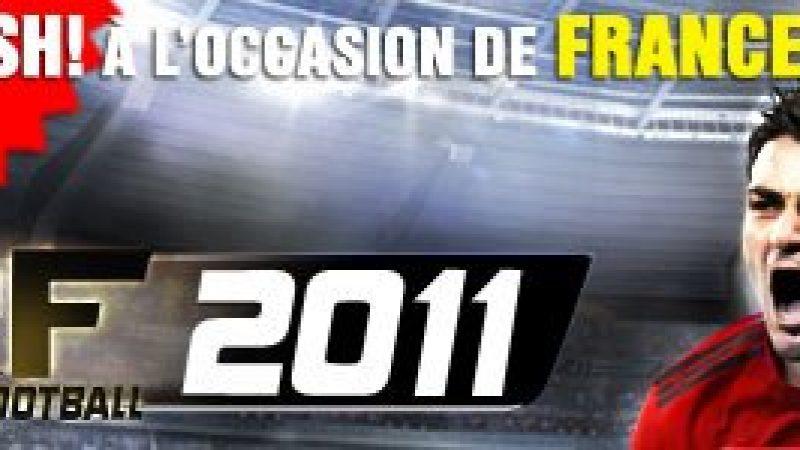 Freebox Révolution : Promo Flash Gameloft  à l'occasion du match FRANCE-CHILI