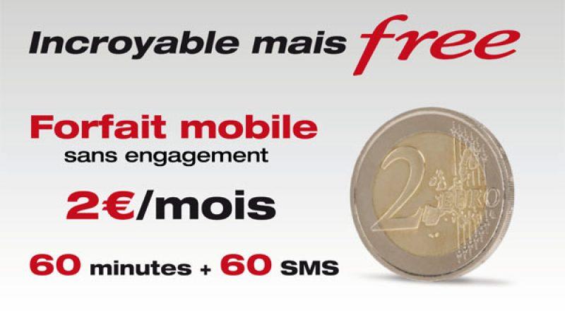 Découvrez la nouvelle campagne d'affichage pour Free Mobile