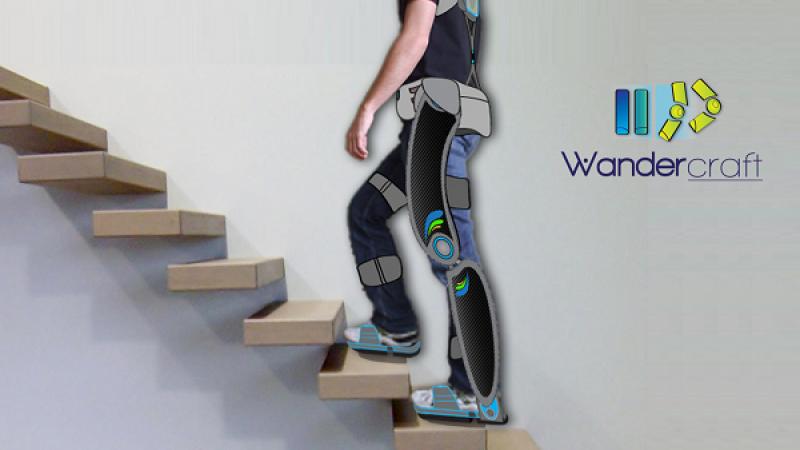 La start-up française Wandercraft, encouragée par Xavier Niel, collecte quatre millions d'euros pour son exosquelette