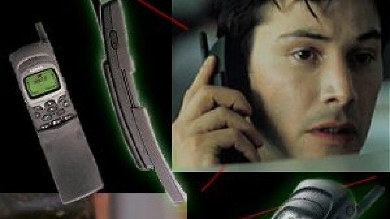 Le Nokia 8100, plus grand gadget pour Stuff
