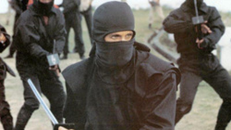 [Film] American Ninja 4
