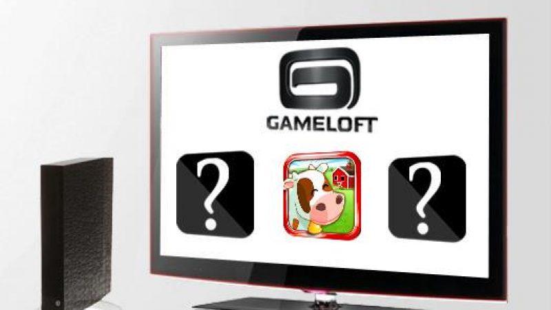 Freebox Révolution : Gameloft dévoile une troisième série d'indices sur ses prochaines nouveautés