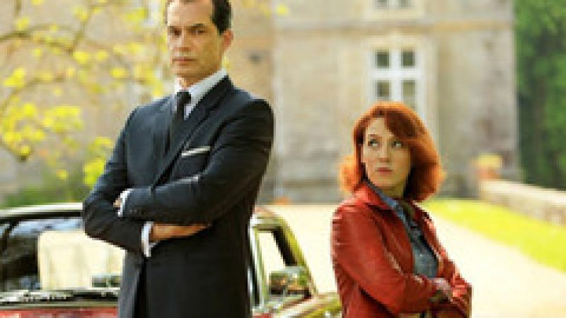 [Téléfilm] Les petits meurtres d'Agatha Christie – Jeux de glaces, sur France2