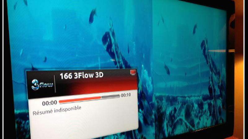 Une nouvelle chaîne 3D disparait de la Freebox