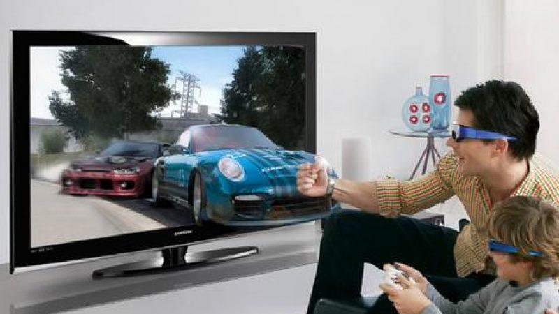 Le premier téléviseur 3D sortira en France en mai