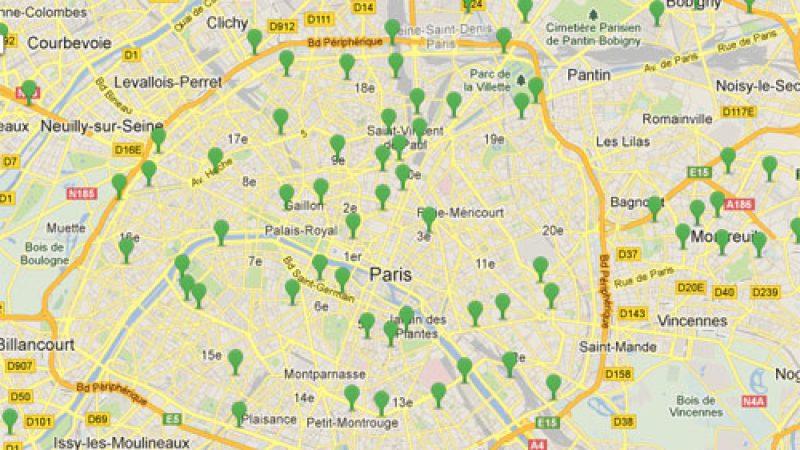 Le réseau de Free Mobile se développe rapidement à Paris