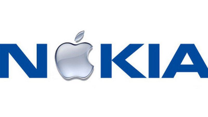 Apple et Nokia font la paix et signent de nouveaux accords