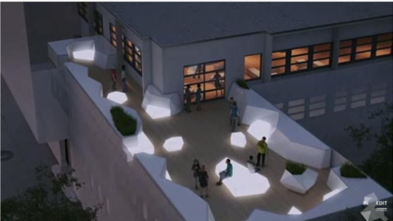 Découvrez les locaux ultra design de l'école 42 de Xavier Niel