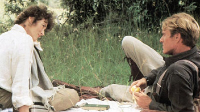 [Film] Out of Africa