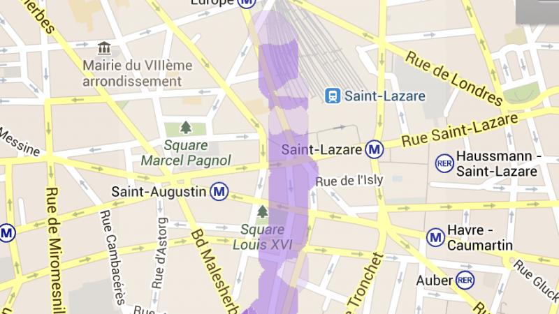 Free Mobile : après Montpellier, la 4G fait une brêve apparition à Paris