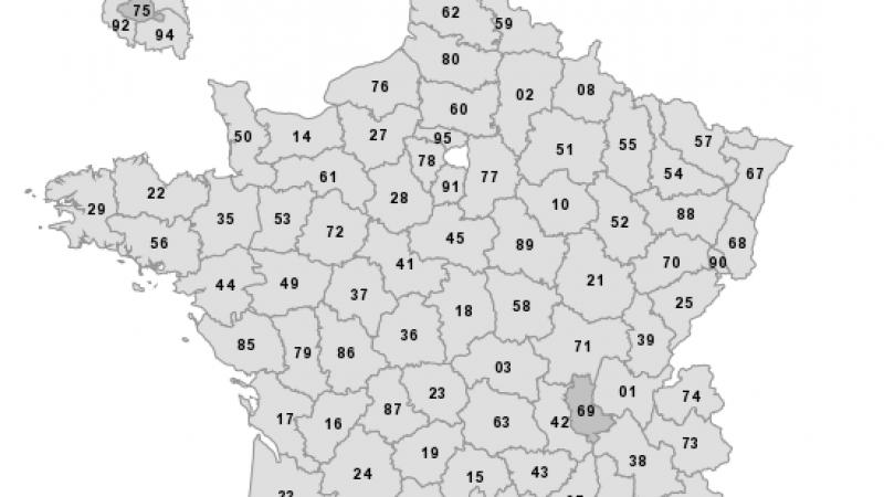 Découvrez l'observatoire des déploiements 3G/4G de Free Mobile par région sous forme cartographique