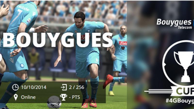 #4GBouyguesCUP : un tournoi sur Fifa UT15 qui débute aujourd'hui
