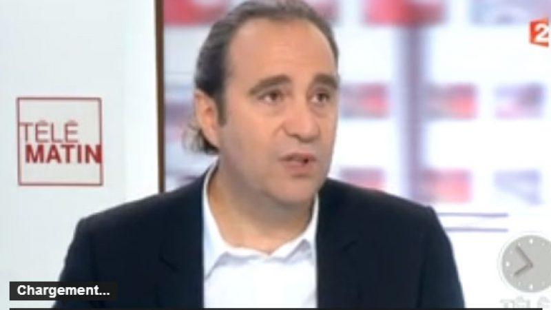 Regardez Xavier Niel dans la 4 Vérités sur France 2