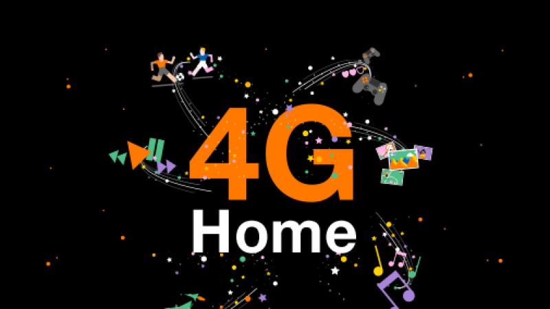 Orange booste la data de son offre 4G fixe