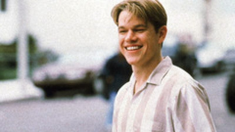 [Film] Will Hunting, sur W9