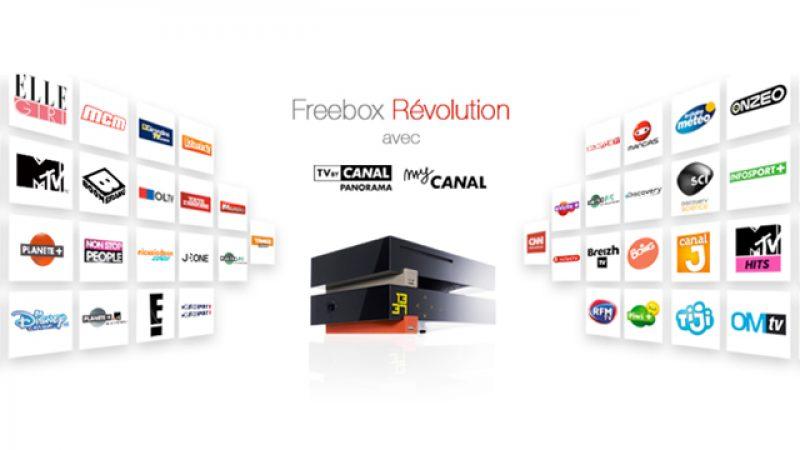 Free : L'arrivée de TV by Canal a notamment contribué aux bonnes performances commerciales du groupe