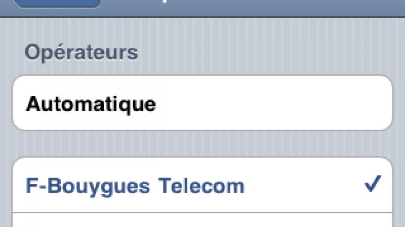 SFR, Bouygues et Orange,  presque convaincus que le lancement de Free Mobile n'est plus qu'une question de semaines