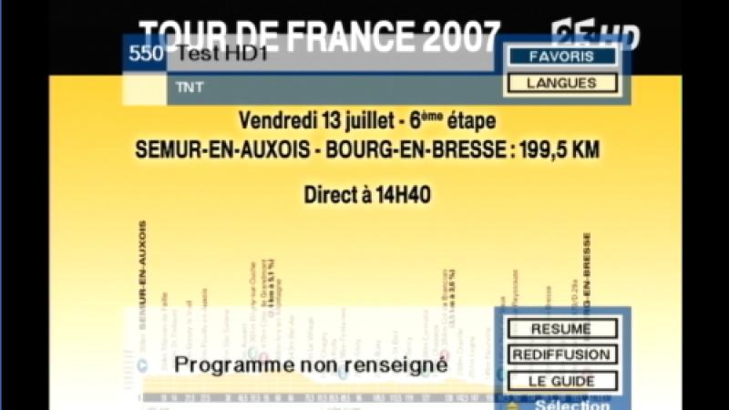 [Màj] La Tnt HD de nouveau disponible sur Freebox HD