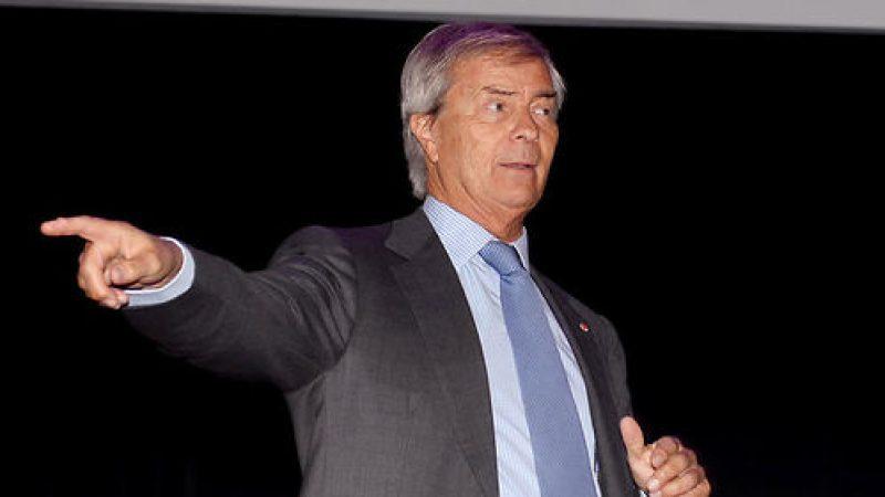 Avant l'arrivée de Free, Vincent Bolloré compte prendre le contrôle de Telecom Italia