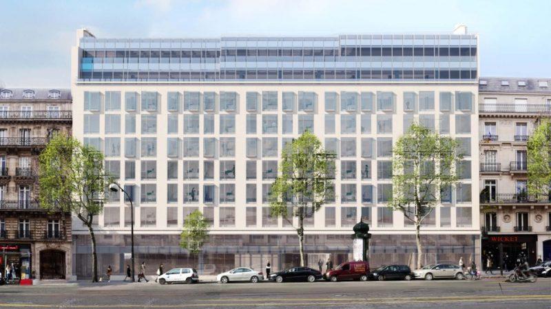 Iliad (Free) vient de signer pour la location d'un immeuble de bureaux de 7000M2, haut de gamme et proche de son siège social