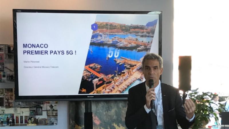 Monaco Telecom (Xavier Niel ) installe des antennes et teste la 5G dans la principauté