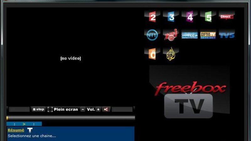 ARTE a disparu du service tv.freebox.fr