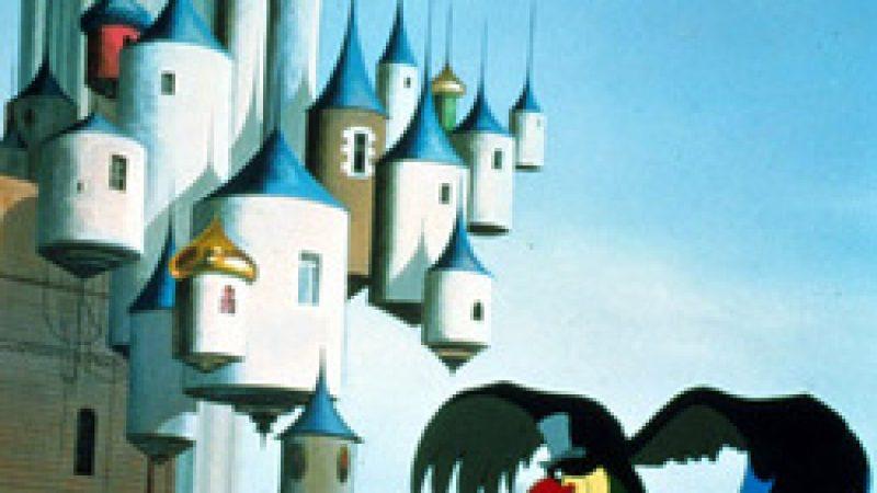 [Dessin animé] Le roi et l'oiseau