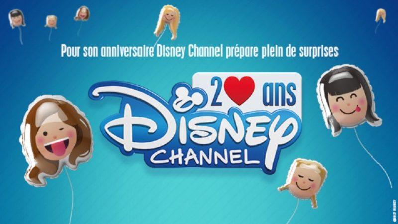 Freebox TV : Disney Channel fête ses 20 ans et offre des contenus événementiels sur le Replay
