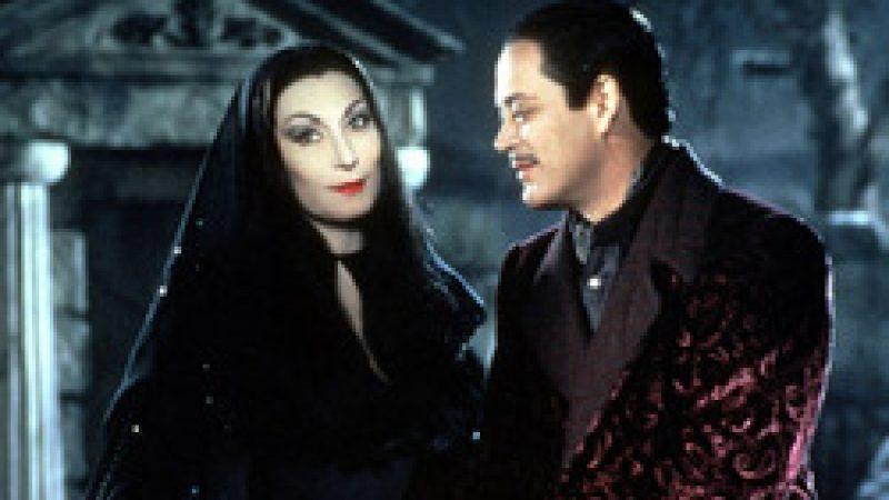 [Films] Soirée Famille Addams sur NRJ12