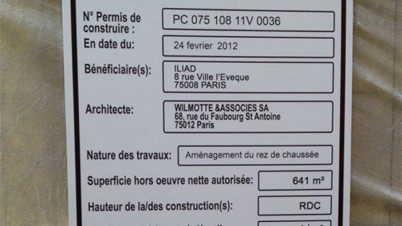 Le Free Center de Paris devrait faire une superficie de 641 M2