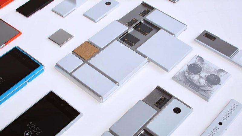 Google abandonne son projet de téléphone modulaire, Ara