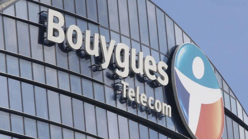 Bouygues Telecom poursuit son redressement en 2017 et double son nombre d'abonnés fibre
