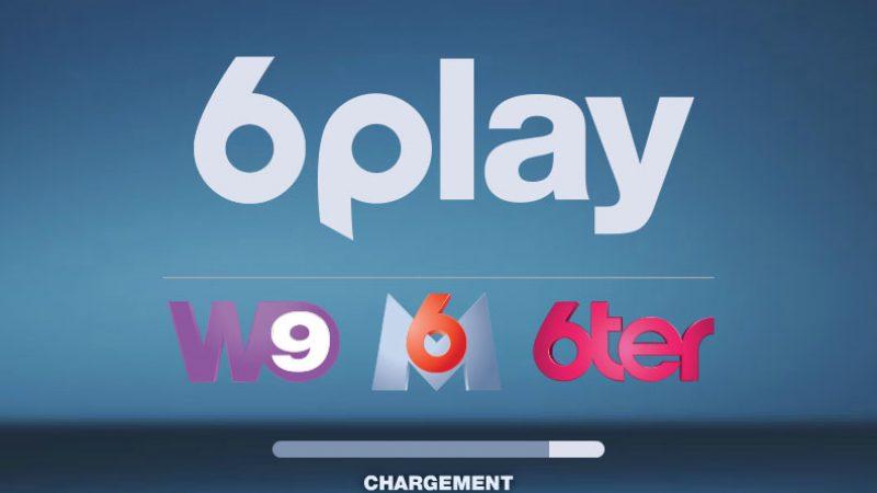 """Le groupe M6 lance """"6play"""" sur la Freebox et d'autres plateformes"""