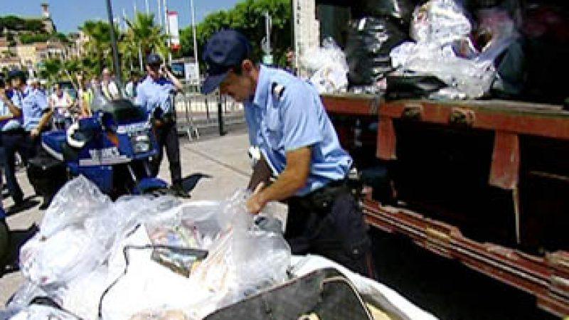 [Reportage] Le grand marché de la contrefaçon